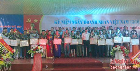 Quy Hop ky niem ngay Doanh nhan Viet Nam 13/10 - Anh 1