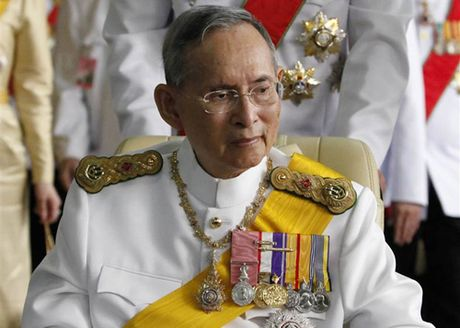 Nha vua Thai Lan bang ha - Anh 1