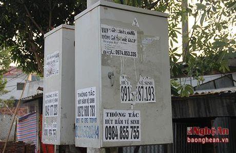 Thanh pho Vinh: Loan quang cao, rao vat! - Anh 8