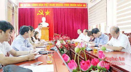 Kiem tra cong tac phat hanh va su dung bao dang tai Tuong Duong, Ky Son - Anh 2