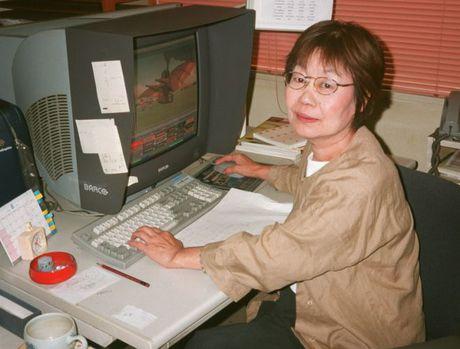 Michiyo Yasuda - Nghe si to mau cho Ghibli vua qua doi o tuoi 77 - Anh 1