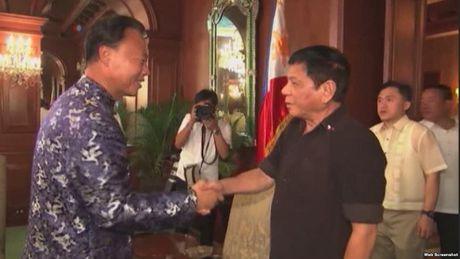 Chuyen tham Trung Quoc cua Tong thong Philippines co gi dac biet? - Anh 1
