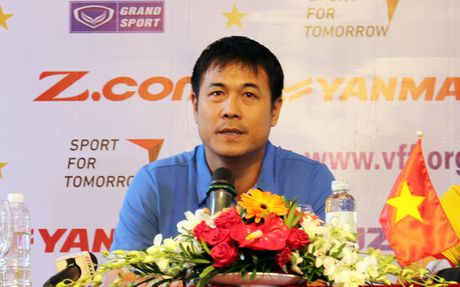 HLV Huu Thang bao ve quan, mong Cong Phuong, Tuan Anh va Xuan Truong som ve nuoc - Anh 1