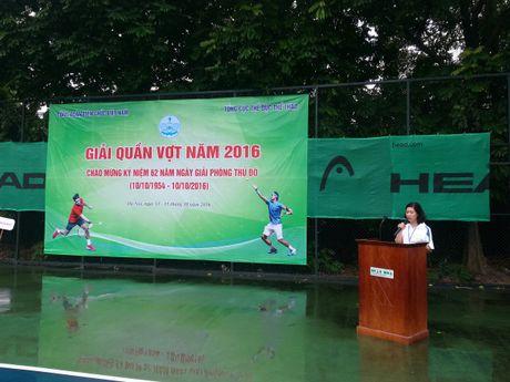 Gan 300 VDV tham du Giai the thao CD Vien chuc VN - Anh 2