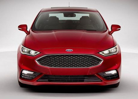 Ford nang cap Fusion quyet canh tranh cung xe Nhat - Anh 3