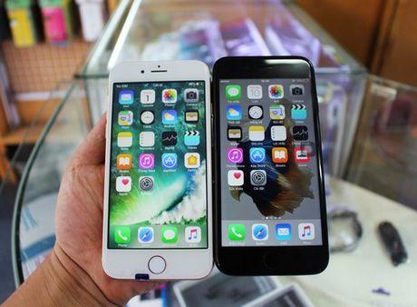 Hang nhai iPhone 7, 7 Plus gia re ban tran lan o TP HCM - Anh 1