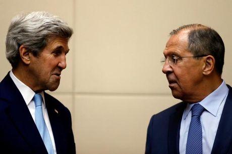 Ngoai truong Nga, My noi lai dam phan ve Syria - Anh 1