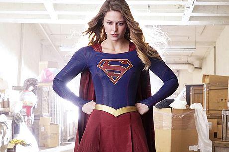 'Supergirl' chuan bi ra mat mua hai - Anh 1