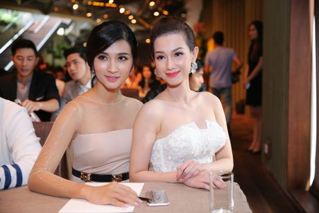 An Nguy noi bat voi phong cach nam tinh tai hop bao Mai Vang - Anh 4