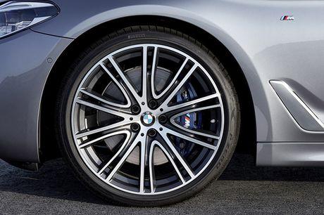 Hinh anh chinh thuc sedan hang sang BMW 5-Series 2017 - Anh 9