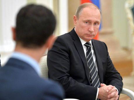Con dau dau cua Tong thong Putin tai Syria va Ukraine - Anh 1