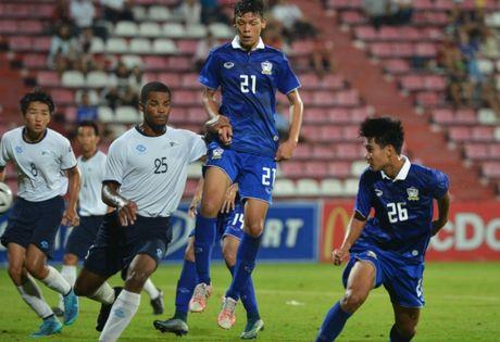 Khai mac VCK U-19 chau A: Thai Lan, Viet Nam xung tran - Anh 3