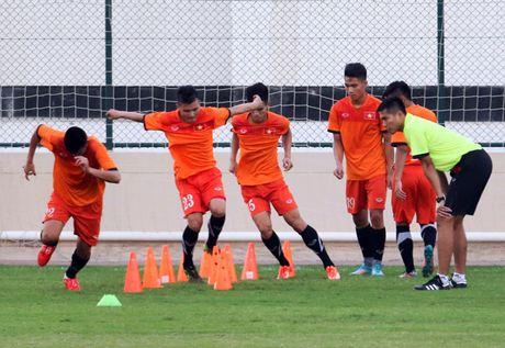 Don tam ly cua ban huan luyen U-19 Viet Nam - Anh 3