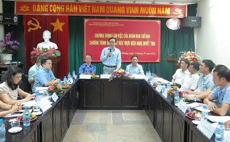 BAN TIN MAT TRAN: Khoa hoc va Cong nghe la don bay phat trien TP Hai Phong - Anh 1