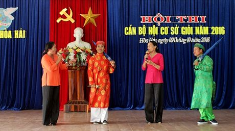 Soi noi Hoi thi 'Can bo Hoi Phu nu co so gioi nam 2016' - Anh 1