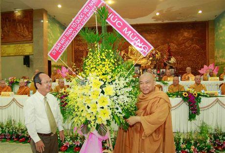 He phai Khat si ky niem 35 nam thanh lap Giao hoi Phat giao Viet Nam - Anh 1