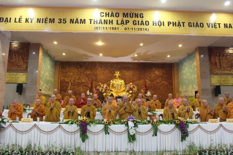 He phai Khat si ky niem 35 nam thanh lap Giao hoi Phat giao Viet Nam - Anh 2