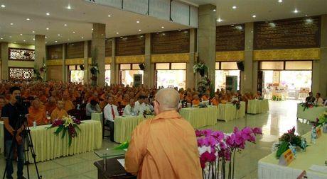 He phai Khat si ky niem 35 nam thanh lap Giao hoi Phat giao Viet Nam - Anh 4