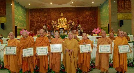He phai Khat si ky niem 35 nam thanh lap Giao hoi Phat giao Viet Nam - Anh 5