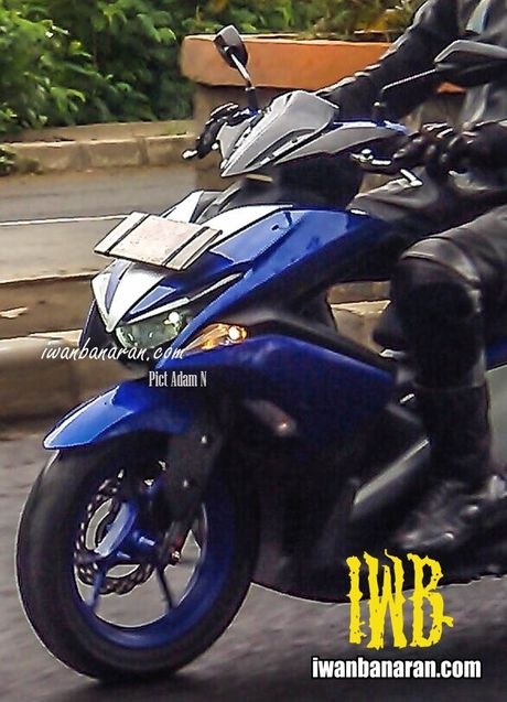 Nhung diem dang chu y tren Yamaha NVX thay the Nouvo - Anh 3