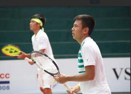 Cap Hoang Nam, Hoang Thien thua o tu ket Vietnam Open - Anh 1