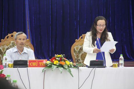 Quang Nam len tieng vu nha may thep nghin ty gay o nhiem - Anh 1