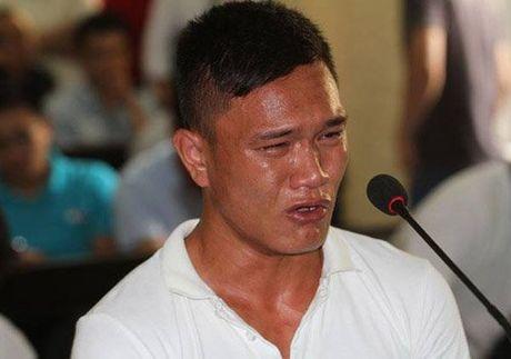 Cau thu Ninh Binh ban do xin giam an - Anh 1