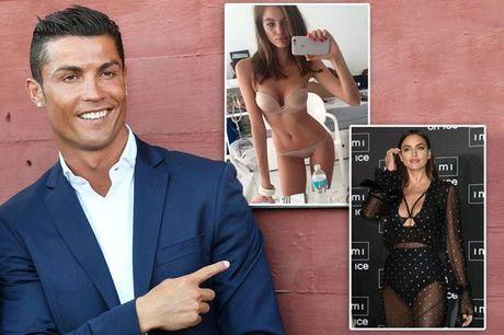 Ronaldo duoc gioi thieu cap ke 'ban sao' Irina Shayk - Anh 1