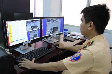 Da Nang: Giang 'mat than' giam sat an ninh, ATGT - Anh 1