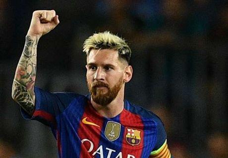 Tra chanh chem gio: Quyen nang cua Messi - Anh 1