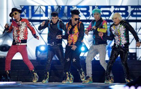 Ro tin BigBang se toi Viet Nam: 5 chang trai 'pha' moi ranh gioi K-pop - Anh 1