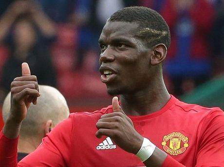 CAP NHAT toi 13/10: Pogba duoc yeu thich nhat Premier League. Sir Alex chi cach danh bai Liverpool - Anh 1