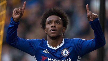 Willian phai roi Chelsea, tro ve Brazil gap lo tang me - Anh 1