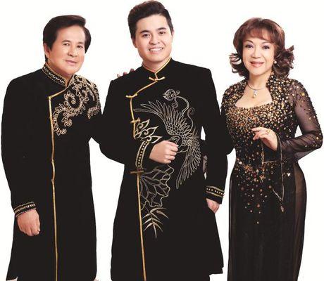 Nghe si Hoai Thanh - Do Quyen: Vo chong phai nhu chim lien canh... - Anh 1