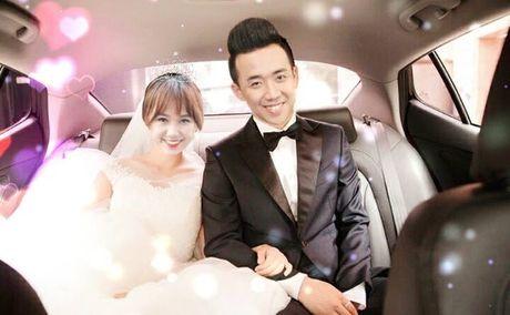 Tran Thanh - Hari Won ket hon thang 12: He lo su that hay chieu tro? - Anh 1