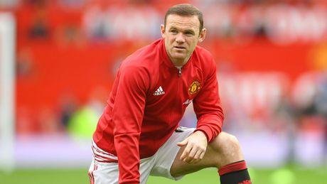 Wayne Rooney va doi hinh lao tuong that sung o MU - Anh 1