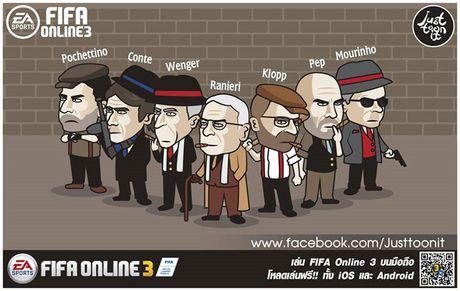 Biem hoa 24: Ba xa Rooney 'noi doa' voi CDV Anh - Anh 8