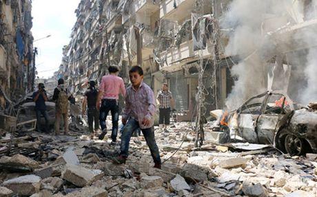 Tong thong Nga Putin: Phap 'phong dai qua muc' cao buoc ve Aleppo - Anh 1