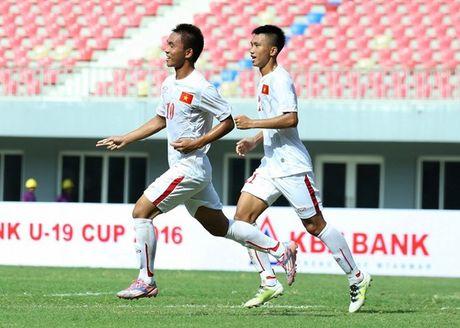 U19 chau A: Thai Lan bai tran, Viet Nam quyet dau Trieu Tien - Anh 1