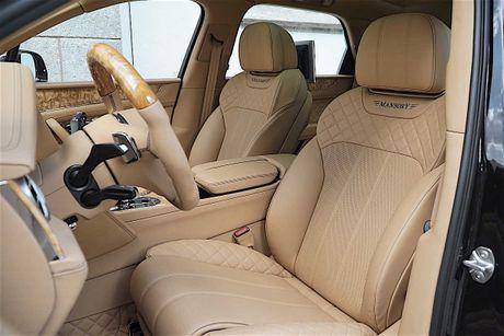 Mansory tung goi do moi cho SUV Bentley Bentayga - Anh 6