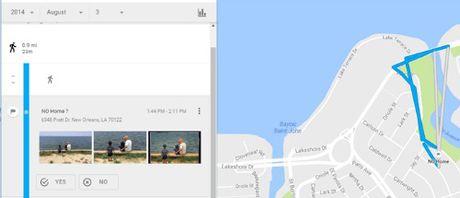 Cach xem lai lich su vi tri tren Google Map - Anh 11