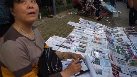 Gioi tre un un keo den phien cho mai moi hon nhan o Thuong Hai - Anh 1