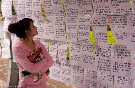 Gioi tre un un keo den phien cho mai moi hon nhan o Thuong Hai - Anh 8