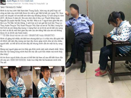 Du hoc sinh ke lai cuoc gap be gai mang thai o Trung Quoc - Anh 1