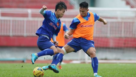 DT Viet Nam co 5 tran giao huu truoc them AFF Cup 2016 - Anh 1