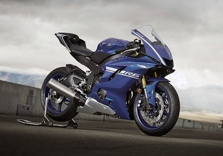 Yamaha R6 the he moi trinh lang, 'chot gia' 272 trieu - Anh 1