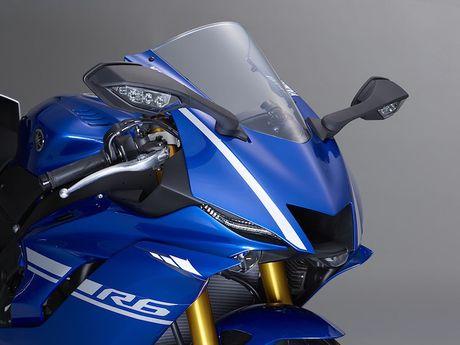 Yamaha R6 the he moi trinh lang, 'chot gia' 272 trieu - Anh 2
