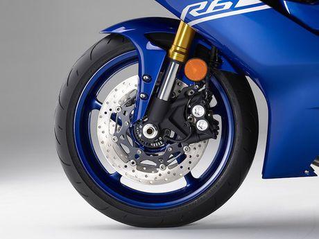 Yamaha R6 the he moi trinh lang, 'chot gia' 272 trieu - Anh 3