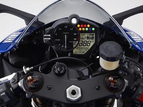 Yamaha R6 the he moi trinh lang, 'chot gia' 272 trieu - Anh 4