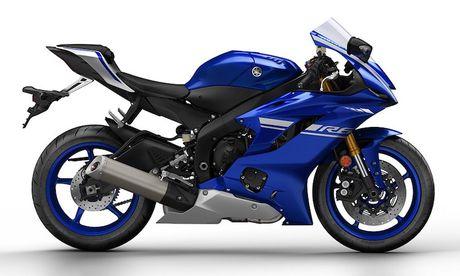 Yamaha R6 the he moi trinh lang, 'chot gia' 272 trieu - Anh 5